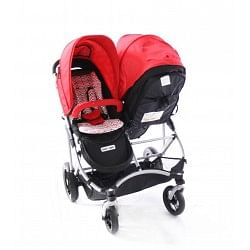 €595. Twingo Double Pram & Buggy