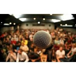 €275 Public Speaking 6 Week Course. Was €300.