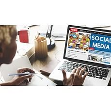 €9. Was €395. Introduction to Social Media Marketing