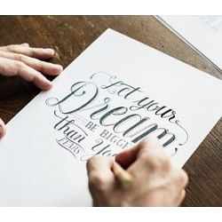 €29 Calligraphy Diploma Course Online