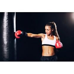 $/£/€19 Boxfit: Boxing for Health and Fitness