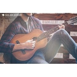 €19 Shaw Academy 4 Week Learn the Guitar & Music Theory Online Course Shaw Academy